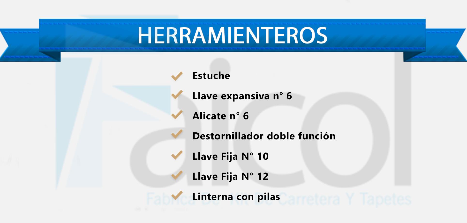 HERRAMIENTEROS